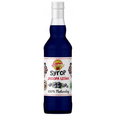 Syrop Jagodowy 500 ml