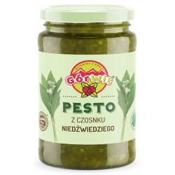 Pesto z czosnku niedźwiedziego