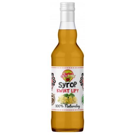 Syrop z Kwiatu Lipy 500 ml