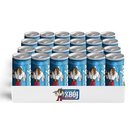 Zbój energy drink 250 ml 24 szt